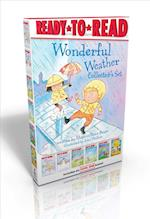 The Wonderful Weather Collector's Set (Weather Ready to reads)