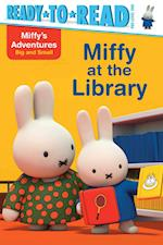 Miffy at the Library (Miffys Adventures Big and Small)