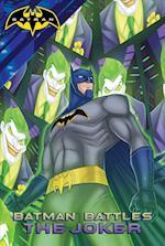 Batman Battles the Joker (The Batman)