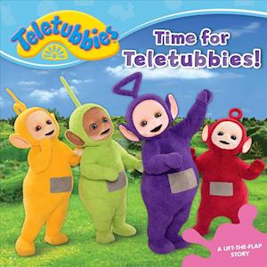 Bog, paperback Time for Teletubbies! af Tina Gallo