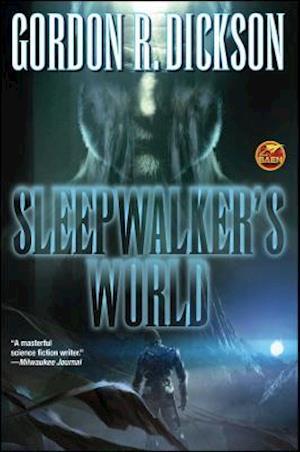 Bog, paperback Sleepwalker's World af Gordon R. Dickson