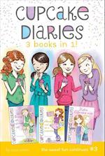 Cupcake Diaries 3 Books in 1! (Cupcake Diaries, nr. 3)