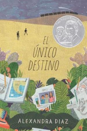 Bog, paperback El único destino/ The Only Road af Alexandra Diaz