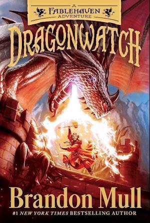 Bog, paperback Dragonwatch af Brandon Mull