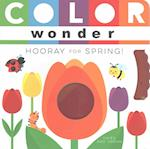 Hooray for Spring! (Color Wonder)