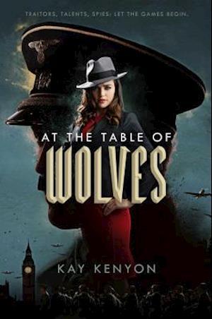 Bog, paperback At the Table of Wolves af Kay Kenyon