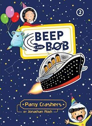 Bog, hardback Party Crashers af Jonathan Roth