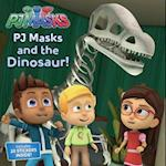 Pj Masks and the Dinosaur! [With 1 Sheet of Stickers] (Pj Masks)
