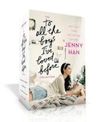 The To All the Boys I've Loved Before Collection (To All the Boys Ive Loved Before)