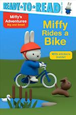 Miffy Rides a Bike (Ready-to-Read. Pre-level 1)