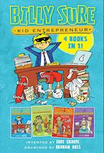 Billy Sure Kid Entrepreneur 4 Books in 1 (Billy Sure Kid Entrepreneur)