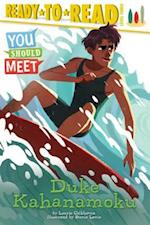 Duke Kahanamoku (Ready-To-Read)