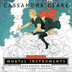 The Official Mortal Instruments Coloring Book (Mortal Instruments)