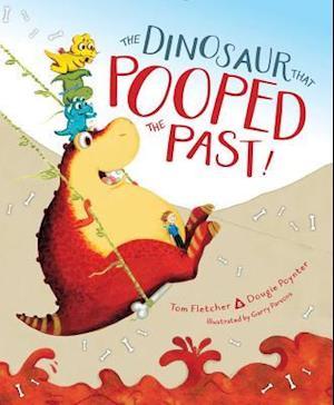 Bog, hardback The Dinosaur That Pooped the Past! af T