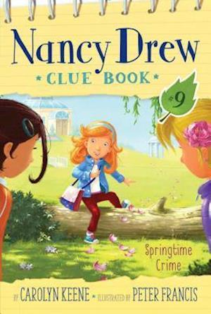 Bog, paperback Springtime Crime af Carolyn Keene