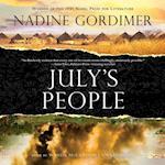 July's People af Nadine Gordimer
