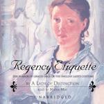 Regency Etiquette