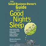 Small Business Owner's Guide to a Good Night's Sleep