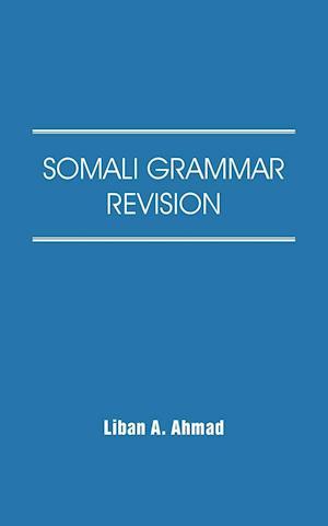 Somali Grammar Revision