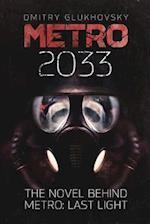 Metro 2033 af Dmitry Glukhovsky