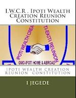 The Constitution, of Ipoti Wealth Creation Reunion
