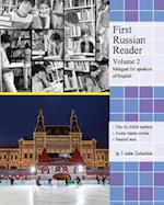 First Russian Reader (Volume 2) af Vadim Zubakhin