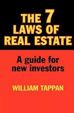 The 7 Laws of Real Estate af William Tappan