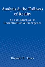Analysis & the Fullness of Reality