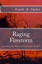 Raging Firestorm af MR Frank Richard Taylor