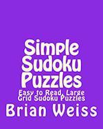 Simple Sudoku Puzzles