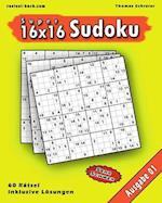 16x16 Super-Sudoku Ausgabe 01 af Thomas Schreier