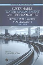 Sustainable Water Management and Technologies, Two-Volume Set (Green Chemistry and Chemical Engineering)