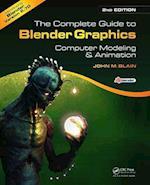 The Complete Guide to Blender Graphics af John M. Blain