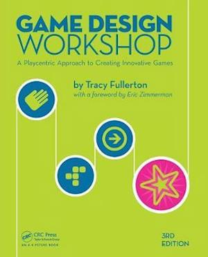 Bog, paperback Game Design Workshop af Tracy Fullerton