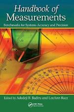 Handbook of Measurements (Industrial Innovation, nr. 37)