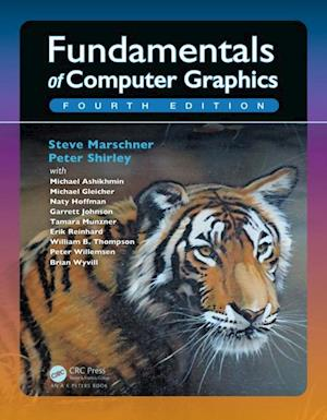 Fundamentals of Computer Graphics, Fourth Edition af Peter Shirley, Steve Marschner