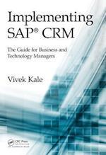 Implementing SAP(R) Crm af Vivek Kale