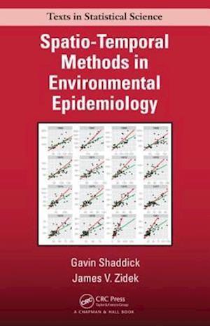 Spatio-Temporal Methods in Environmental Epidemiology