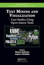 Text Mining and Visualization (Chapman & Hall/CRC Data Mining and Knowledge Discovery Series)