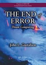 The End of Error (Chapman & Hall/Crc Computational Science, nr. 24)