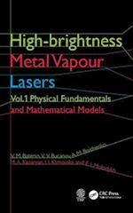 High-brightness Metal Vapour Lasers
