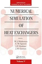 Numerical Simulation of Heat Exchangers (Series in Computational and Physical Processes in Mechanics and Thermal Sciences)