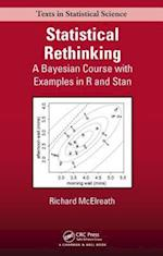 Statistical Rethinking (Chapman & Hall/Crc Texts in Statistical Science, nr. 122)