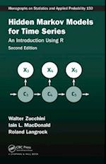 Hidden Markov Models for Time Series (Chapman & Hall/CRC Monographs on Statistics & Applied Probability, nr. 150)
