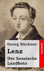 Lenz af Georg Buchner