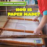 How Is Paper Made? af Demi Jackson