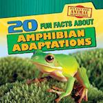 20 Fun Facts About Amphibian Adaptations (Fun Fact File)