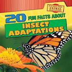 20 Fun Facts About Insect Adaptations (Fun Fact File)