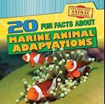 20 Fun Facts About Marine Animal Adaptations (Fun Fact File)