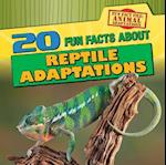 20 Fun Facts About Reptile Adaptations (Fun Fact File)